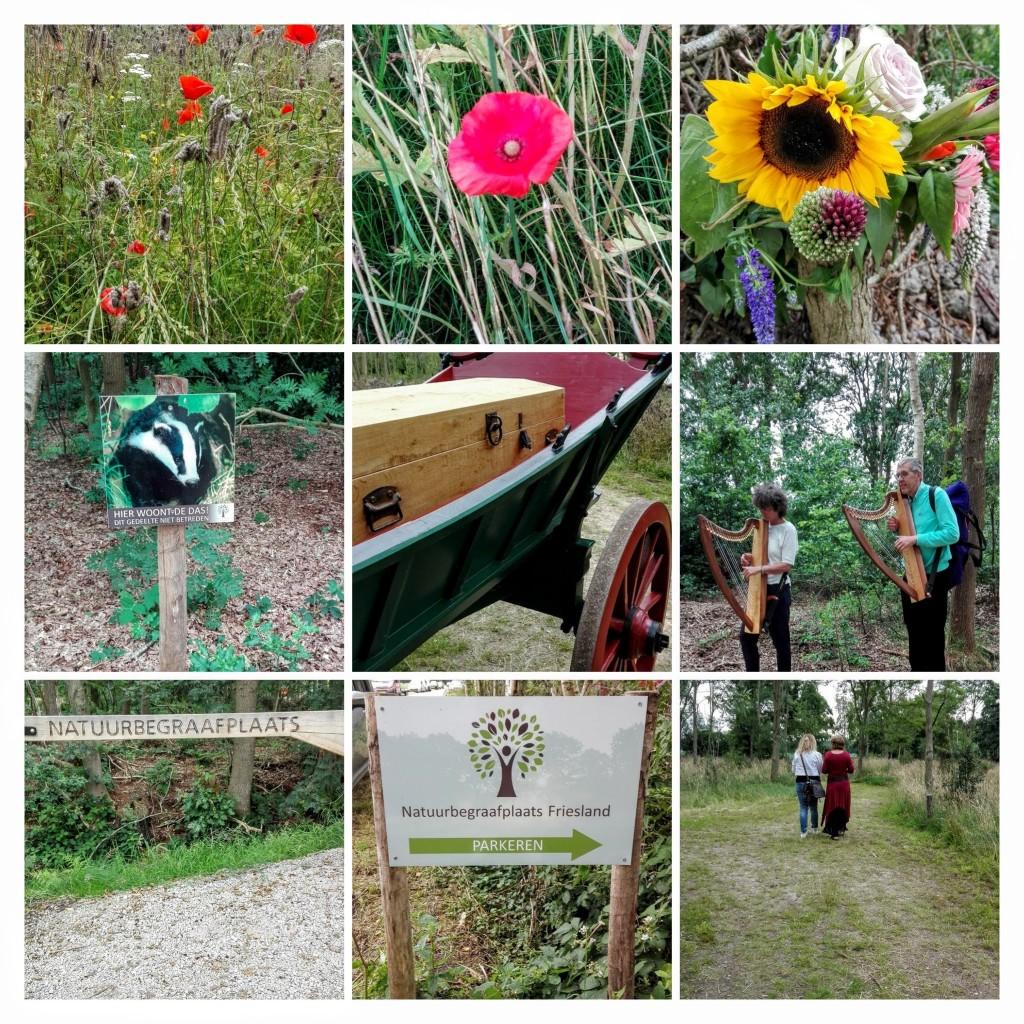 opening natuurbegraafplaats